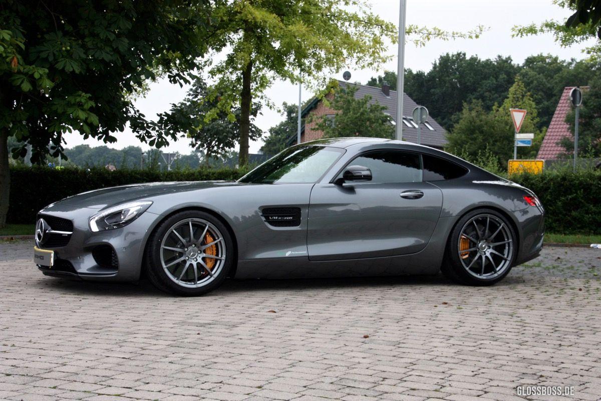 Mercedes Selenitgrau