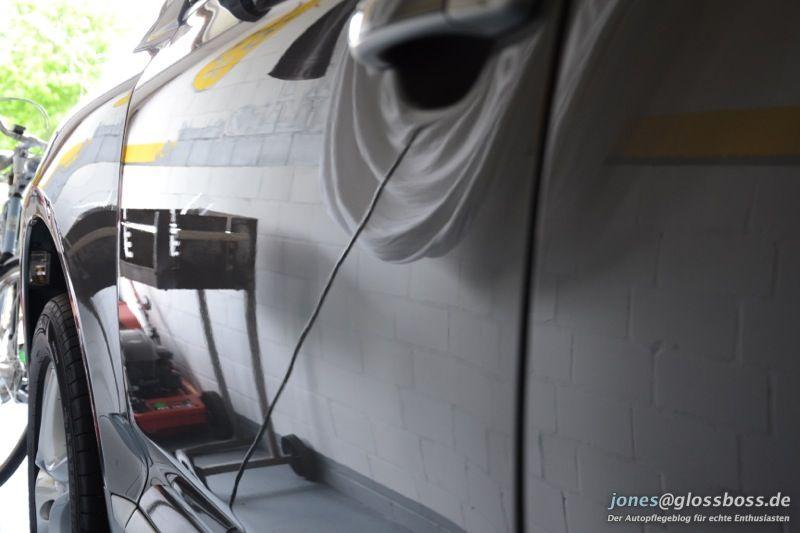 Porsche Cayenne Pflegebericht